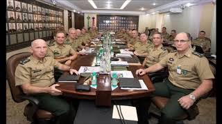 As Forças Armadas tomarão a iniciativa