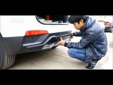 Hyundai Creta ix25 Tuning review 1