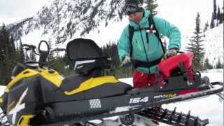 There is no easier, faster or secure way to attach gear to your sle...