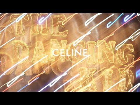 "CELINE HOMME ""THE DANCING KID"""