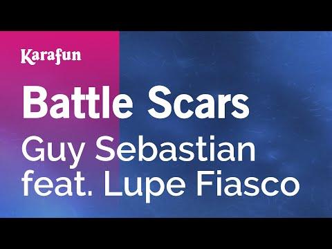 Karaoke Battle Scars - Guy Sebastian *