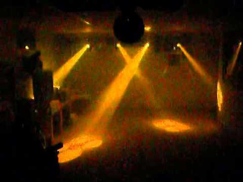 Basement DJ Story 3 - DJ Light Show