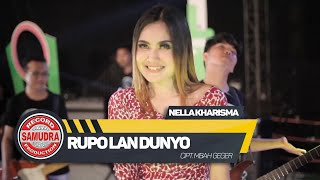 [4.96 MB] Nella Kharisma - Rupo Lan Dunyo (Official Music Video)