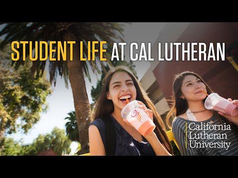 Student Life at Cal Lutheran
