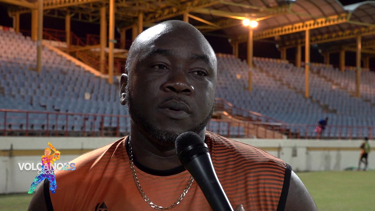 VOLCANOES CRICKET: Interview with assistant coach Fernix Thomas