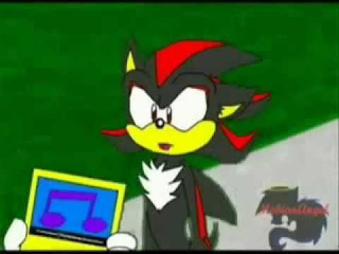 Desenho do Sonic: O Ipod do Silver