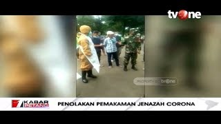 Detik-detik Warga Cianjur Tolak Pemakaman Jenazah PDP | tvOne
