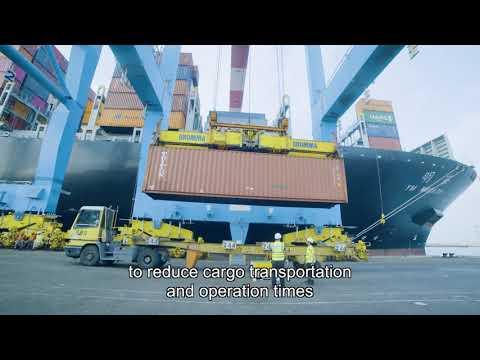 Ashdod Port - The Port Of Israel