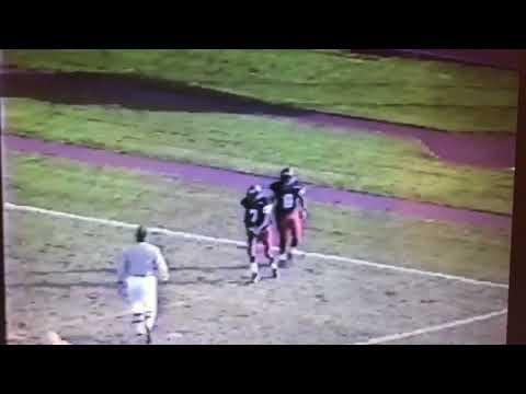 Elizabeth High School 1998 Football Season: Playoff Game Vs. Morris Knolls