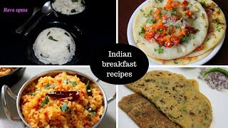 4 instant breakfast recipes - healthy and quick breakfast recipes - easy breakfast