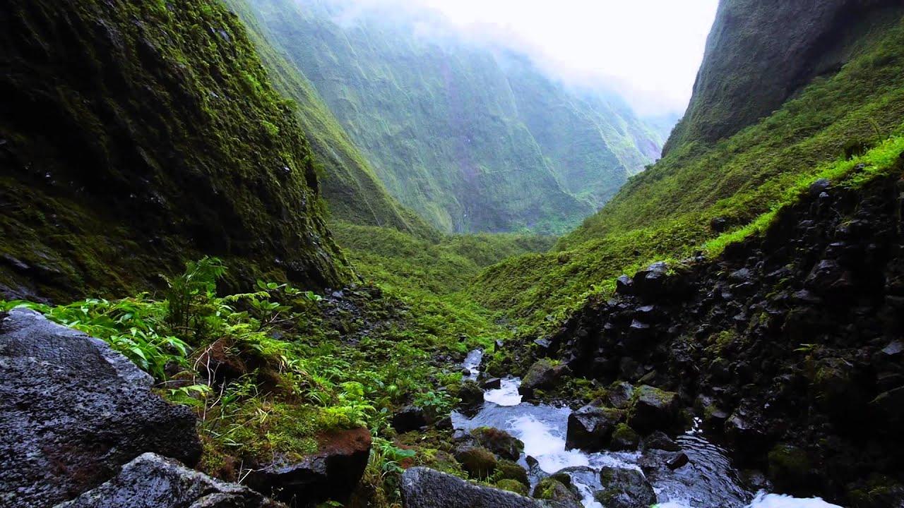 Landscape Hawaii Island