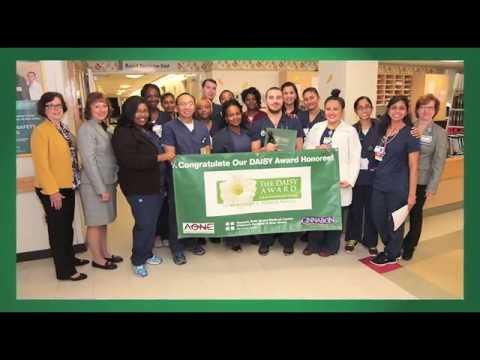 Newark Beth Israel Medical Center Daisy Award Winners