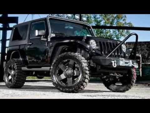 Best Jeep Wrangler Rims Youtube