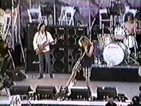 Page & Plant live at The Gorge 1995