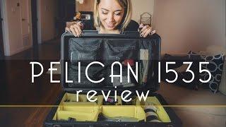 PELICAN 1535 AIR CASE | review | atolavisuals