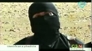 Identificado el yihadista que decapitó a rehenes