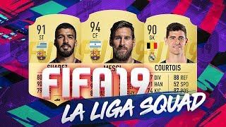 BEST LA LIGA TEAM IN FIFA 19 ULTIMATE TEAM