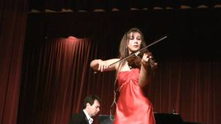 Fiddler on the Roof - performed by 14 year-old violinist Solene Le Van