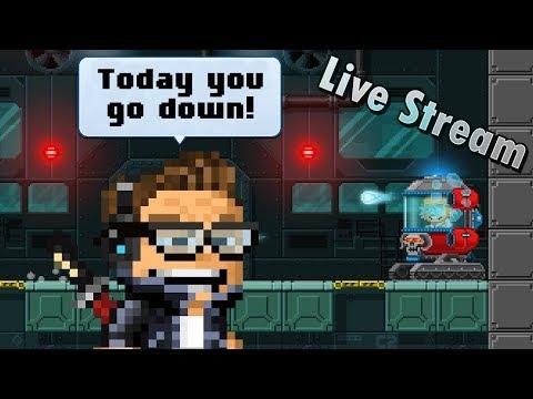 Hunt For Keys!! [Pixel Worlds Live Stream]