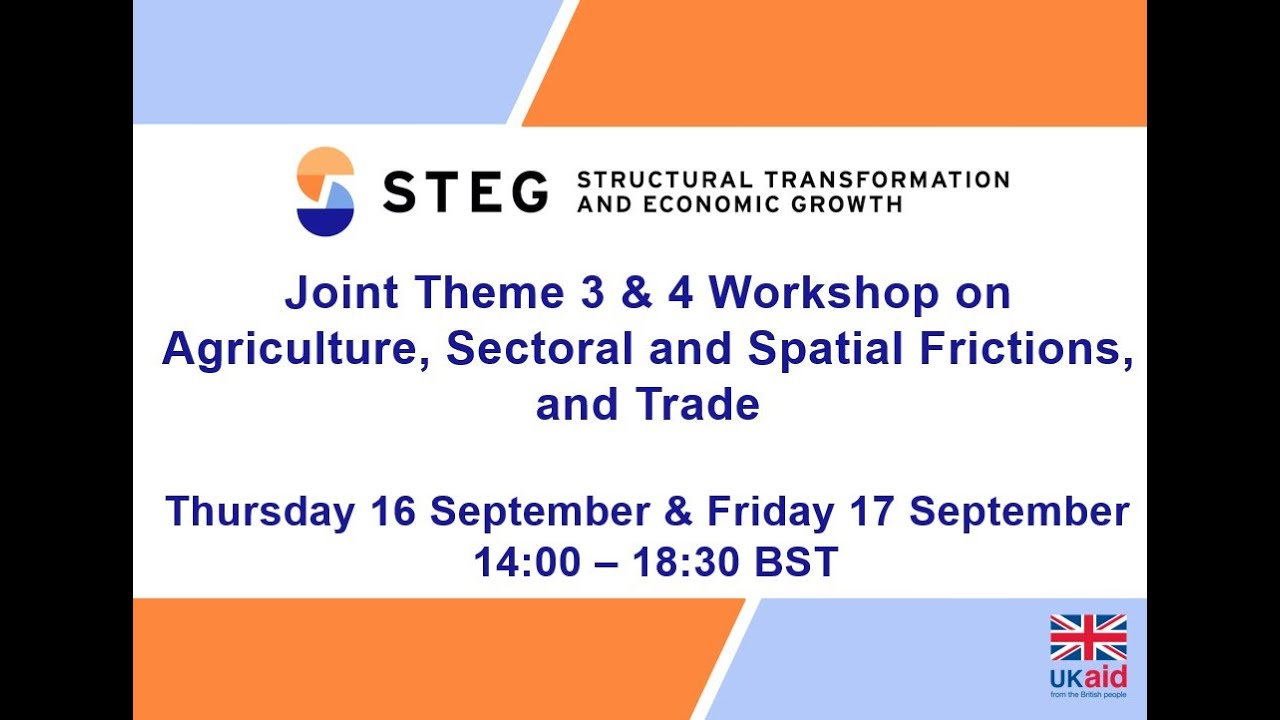 Download STEG Theme 3 and 4 Workshop 2021 - Day 1