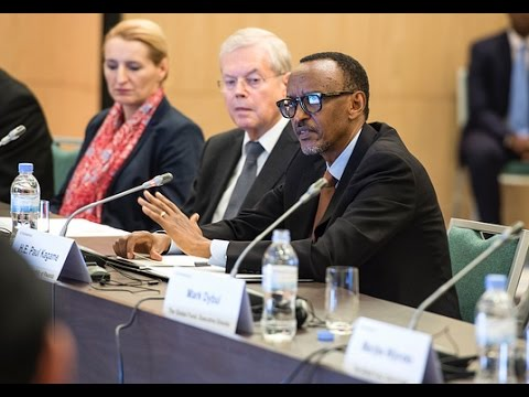 GLOBAL FUND MOST EFFECTIVE IN RWANDA - PRESIDENT KAGAME