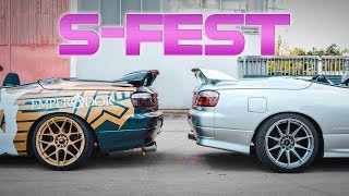 S-FEST 2k18 | S-chassis Meet in Germany