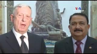 ԱՄՆ ի պաշտպանության նախարարն այցելել է Իրաք