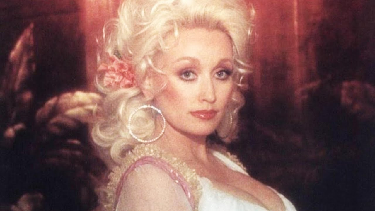 The Stunning Transformation Of Dolly Parton - Youtube-4748