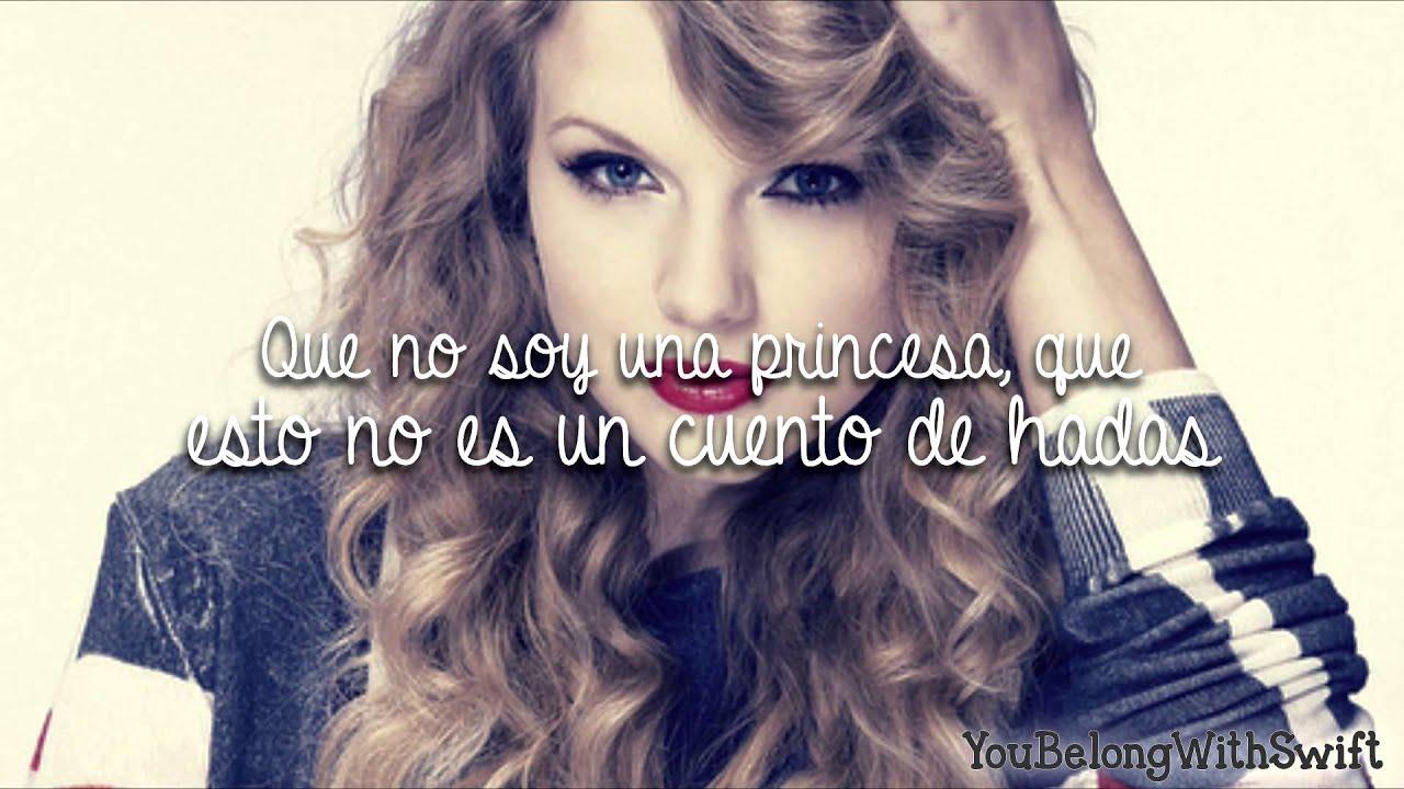 White horse - Taylor Swift {traducción al español}.