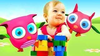 Hophop die Eule und Biancas tolle Spielzeuge - Cartoons und Kindervideos