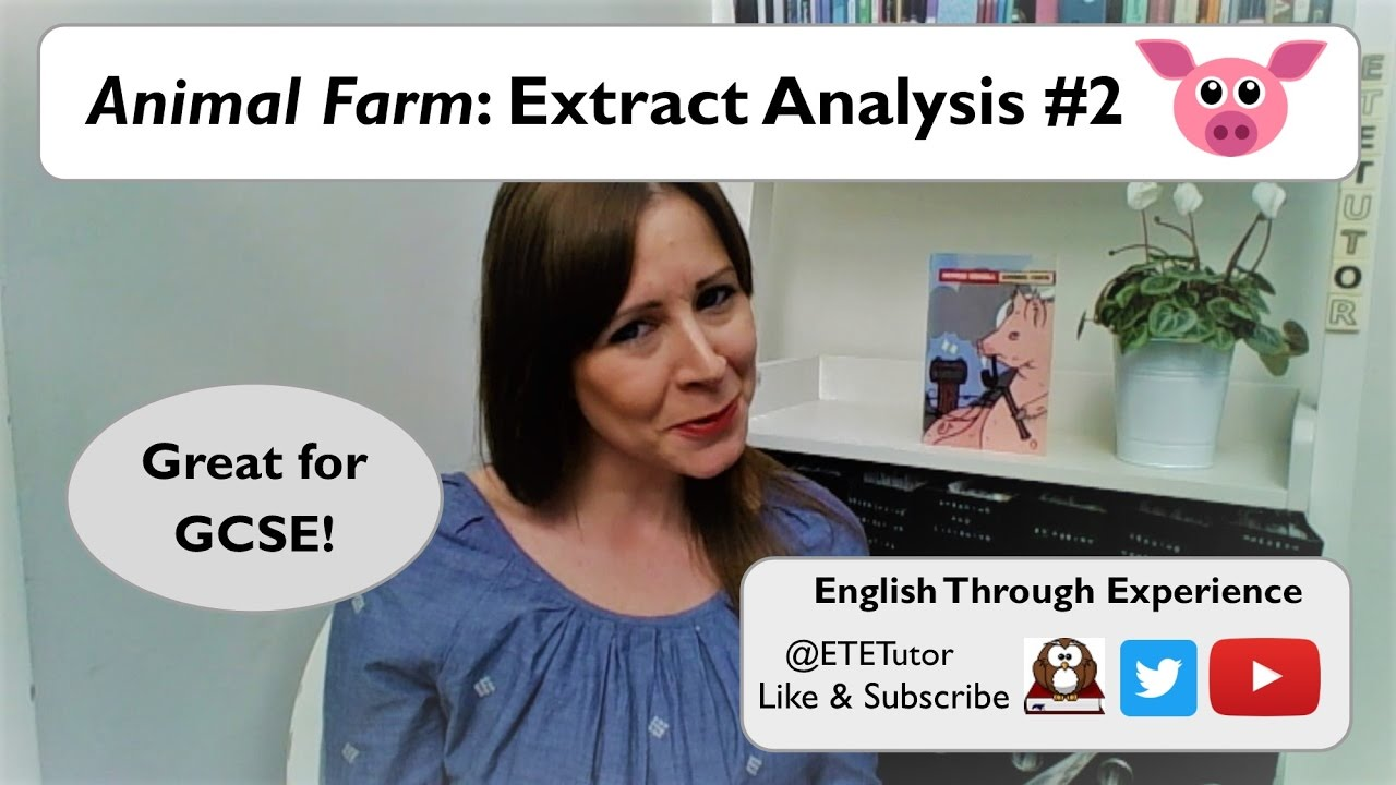 a literary analysis of holly farm What is a literary analysis essay at one point or another, we have all faced this question regardless of what stage in one's education that it pops up tackling a literary analysis essay entails the same process.