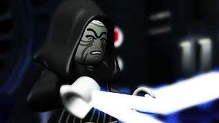 lego Star Wars: The Complete Saga Прохождение - Часть 2 - ВТОРЖЕНИЕ НА НАБУ