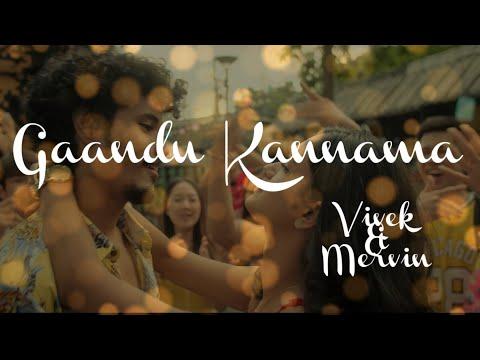Gaandu Kannamma 🔥(Lyrics) | Vivek - Mervin
