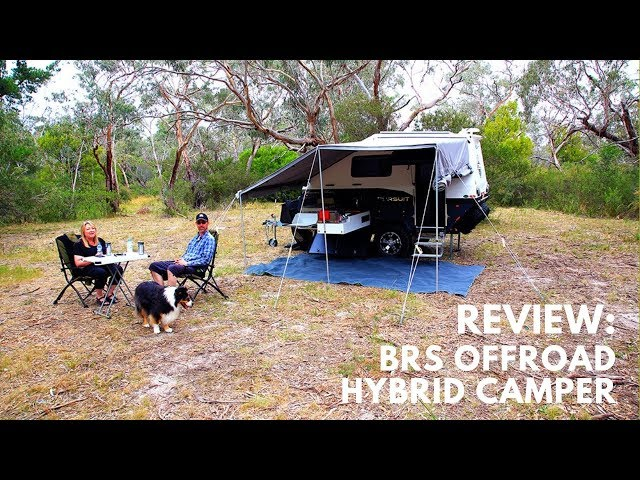 REVIEW: Offroad hybrid camper