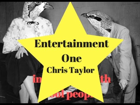 KOB Presents: Interviews With Cool People: Chris Taylor (Entertainment One, Last Gang Records)