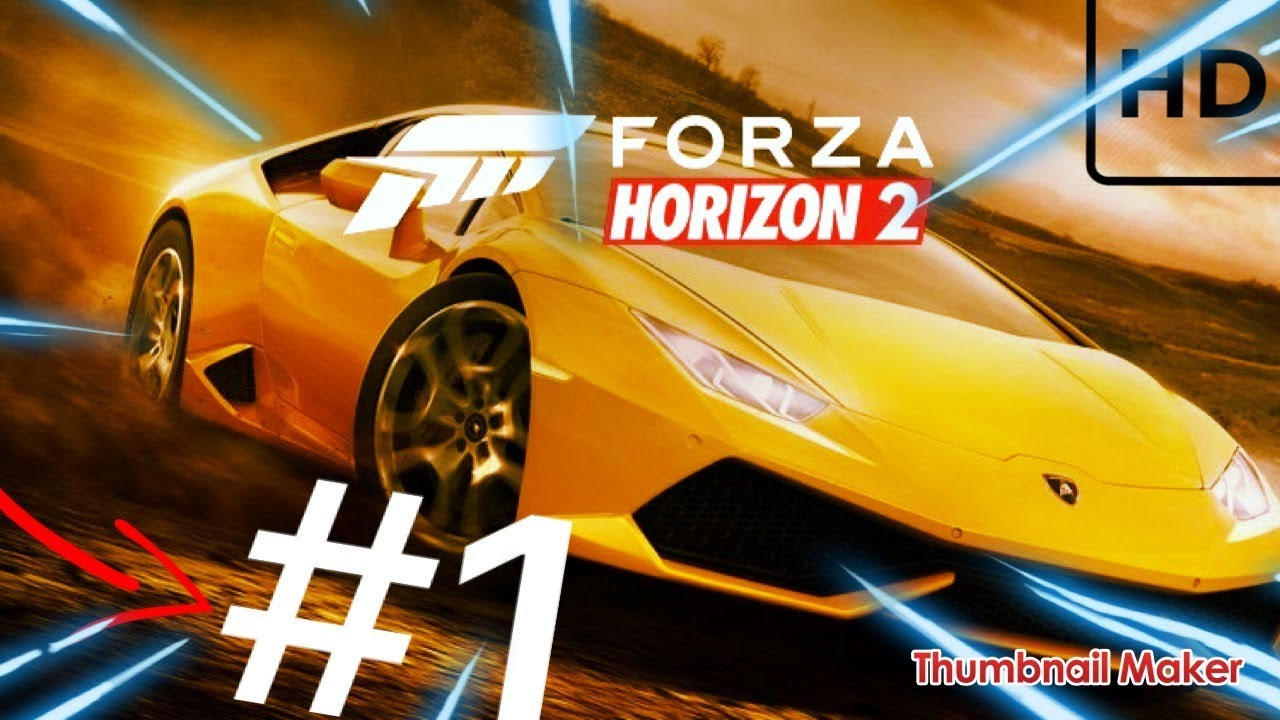 Forza Horizon 2 | The Servers Are Down | Video #1