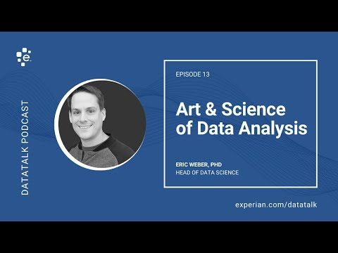 The Art of Data Science: Why Creativity is Key to Analyzing Data #DataTalk