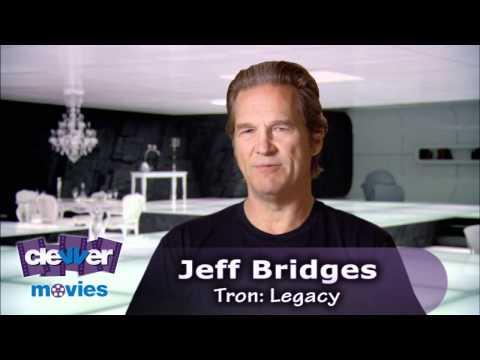 Jeff Bridges - Tron: Legacy Interview