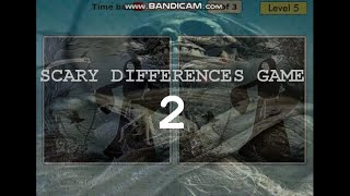 Scary Differences Game 2!