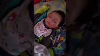 Baby snoring