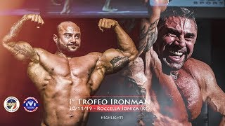 Trofeo Ironman Bodybuilding- RJ 2019  - Video Highlights