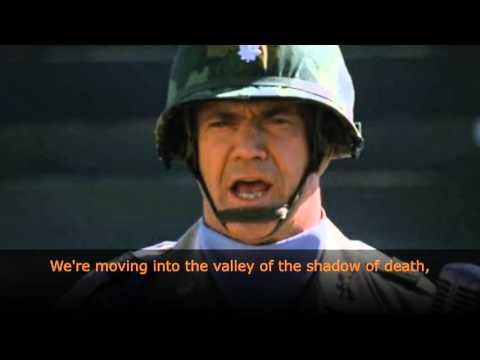Mel Gibson's Speech
