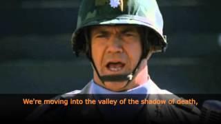 "Video Mel Gibson's Speech ""We Were Soldiers"" English Subtitles download MP3, 3GP, MP4, WEBM, AVI, FLV Juni 2017"