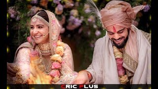 Virat Kohli And Anushka Sharma Marriage Ceremony Full Videos HD Cric Plus