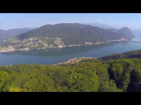 Monte San Giorgio's geo-paleontological path