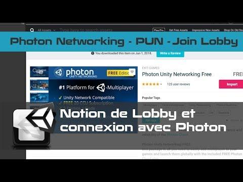 Photon Lobby avec Unity: Doit-on toujours l'utiliser ?? - Make Your Game