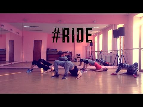 """SoMo - """"RIDE"""" (OFFICIAL VIDEO)   choreography (DANCE) by ANDREW HEART"""