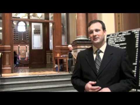 Bill Dix: Senators should say Pledge of Allegiance daily