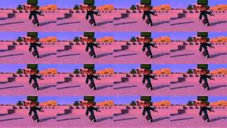 Dominating the game intro yarismasi minecraft animasyonlu with h.g animations v3