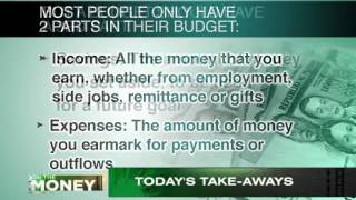 ANC On The Money: Back to Basics: Budgeting